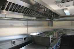 clean commercial kitchen in moulton, northampton