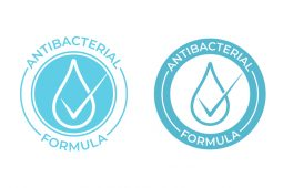 anti bacterial formula logo